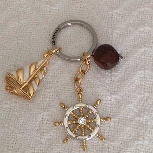 BRIGHTON Nautical key chain